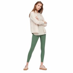 Uniqlo AIRism High Waisted Active Soft Leggings
